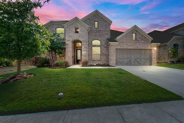 3901 Applewood Lane, Northlake, TX 76226 (MLS #14612339) :: The Krissy Mireles Team