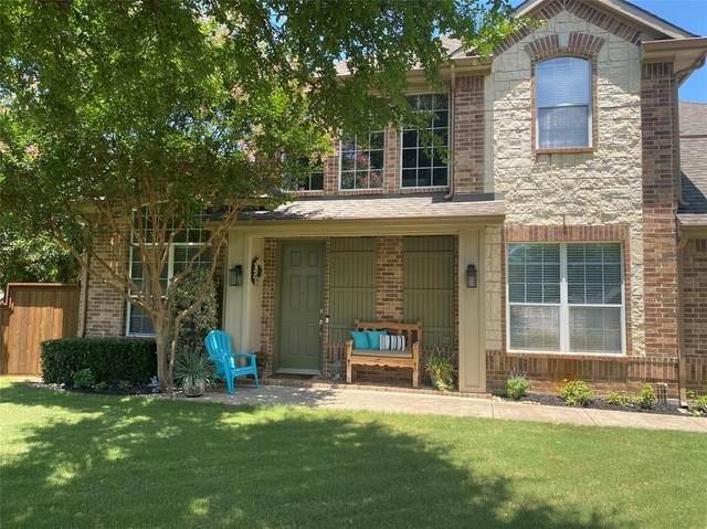 4101 Cobblestone Drive, Carrollton, TX 75007 (MLS #14612357) :: The Chad Smith Team