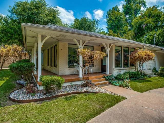 4104 Shorecrest Drive, Dallas, TX 75209 (MLS #14612388) :: Robbins Real Estate Group