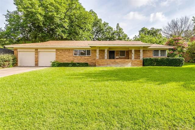 6820 Springhill Road, Fort Worth, TX 76116 (MLS #14612447) :: The Mitchell Group