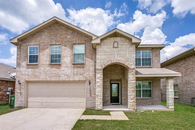 2221 Splendor Court, Arlington, TX 76010 (MLS #14612448) :: Real Estate By Design