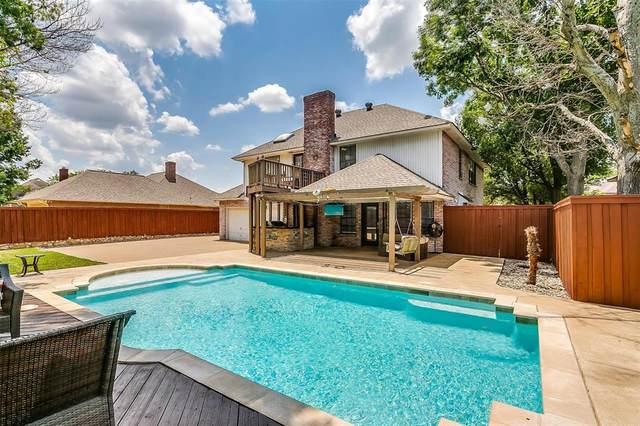 6909 Aspen Wood Trail, Fort Worth, TX 76132 (MLS #14612454) :: Keller Williams Realty