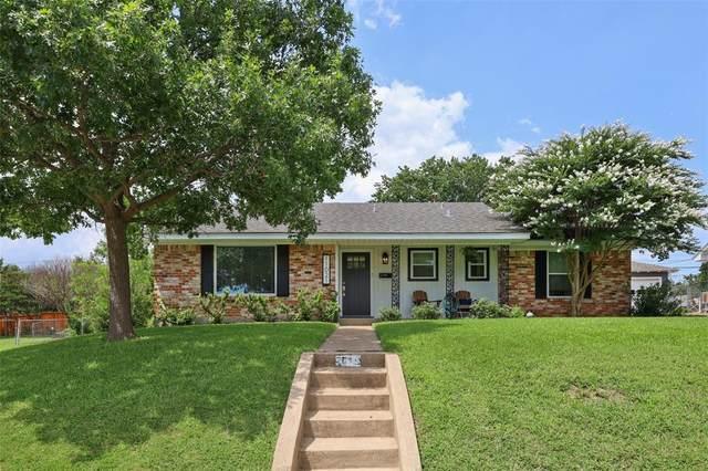 11021 Quail Run Street, Dallas, TX 75238 (MLS #14612464) :: Rafter H Realty