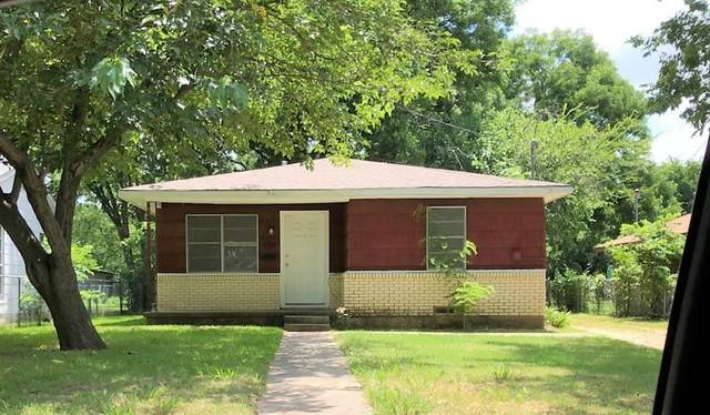 724 N Taylor Street, Gainesville, TX 76240 (MLS #14612469) :: Real Estate By Design