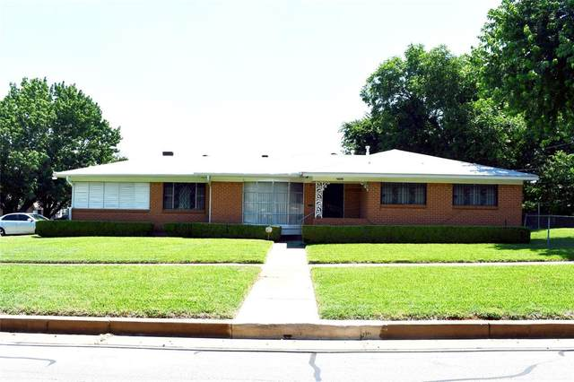 2501 New York Avenue, Fort Worth, TX 76104 (MLS #14612531) :: The Mitchell Group
