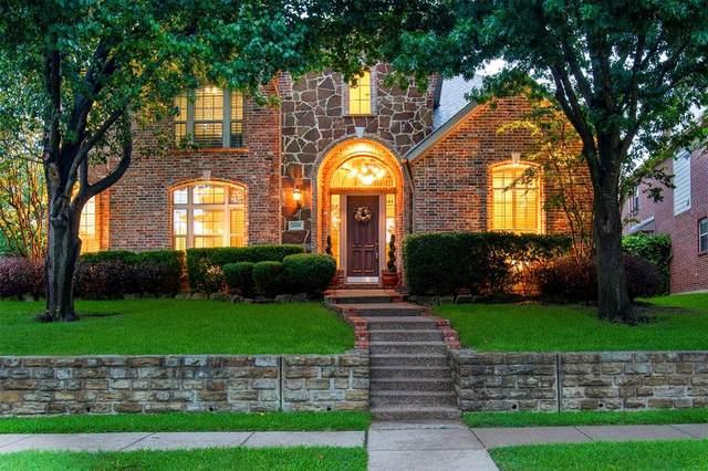 15396 Mountain View Lane, Frisco, TX 75035 (MLS #14612546) :: Real Estate By Design