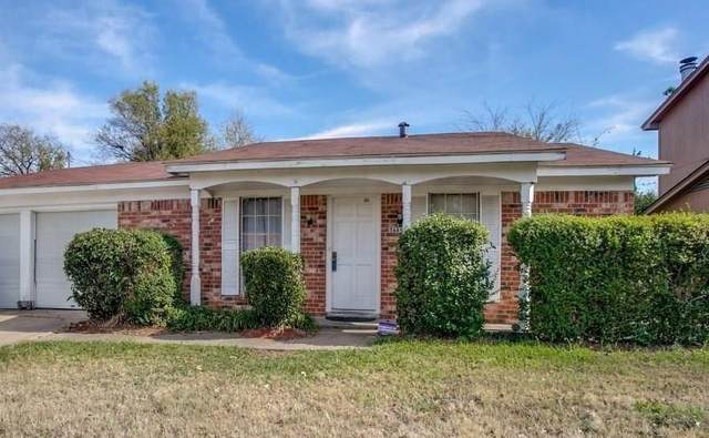5665 Comer Drive, Fort Worth, TX 76134 (MLS #14612550) :: Real Estate By Design
