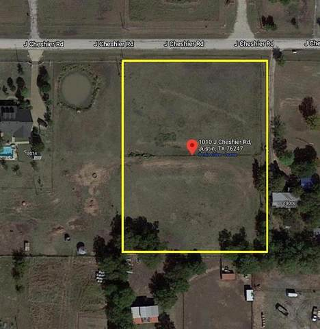 1010 J Cheshier Road, Justin, TX 76247 (#14612594) :: Homes By Lainie Real Estate Group
