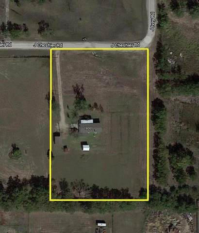 18000 J Cheshier Road, Justin, TX 76247 (#14612595) :: Homes By Lainie Real Estate Group