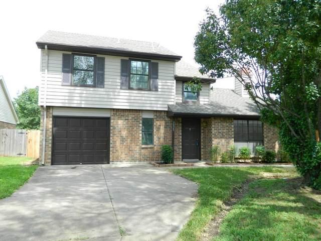 3020 Plumtree Lane, Plano, TX 75074 (MLS #14612607) :: The Krissy Mireles Team