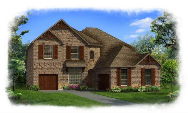 805 Fallbrook Avenue, Denton, TX 76210 (MLS #14612624) :: Real Estate By Design