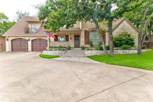 4712 Cimmaron Trail, Granbury, TX 76049 (MLS #14612649) :: The Mauelshagen Group