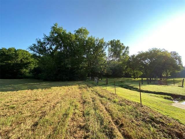 13Acres Oakwood, Sulphur Springs, TX 75842 (MLS #14612685) :: VIVO Realty