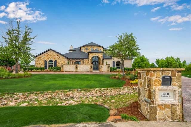 410 Pennington Drive, Lucas, TX 75002 (MLS #14612695) :: Real Estate By Design