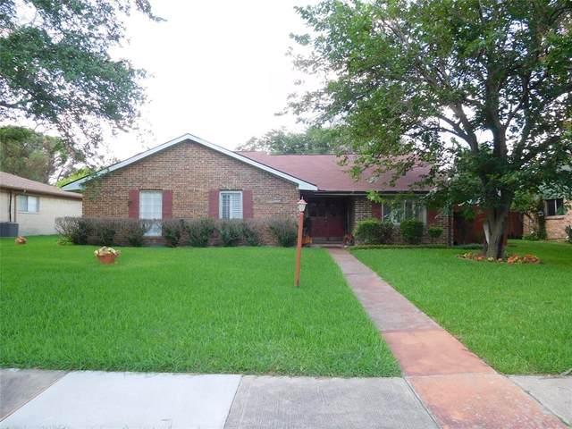 1703 Baylor Drive, Richardson, TX 75081 (MLS #14612801) :: The Mauelshagen Group