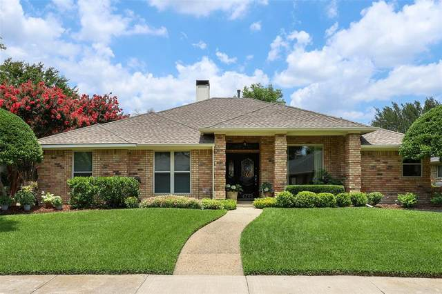 6205 Crested Butte Drive, Dallas, TX 75252 (MLS #14612806) :: Wood Real Estate Group