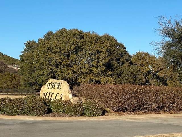 Lot 280 Shooting Star Court, Possum Kingdom Lake, TX 76449 (MLS #14612827) :: Real Estate By Design