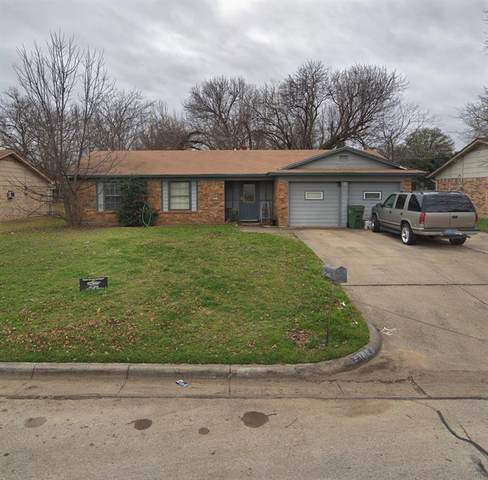 2908 Lanette Lane, Arlington, TX 76010 (MLS #14612840) :: Real Estate By Design