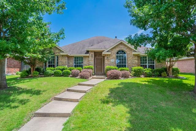 7914 Amesbury Lane, Rowlett, TX 75089 (MLS #14612872) :: The Daniel Team
