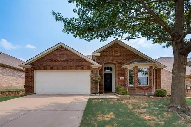 8604 Tumbleweed Drive, Cross Roads, TX 76227 (MLS #14612890) :: The Great Home Team