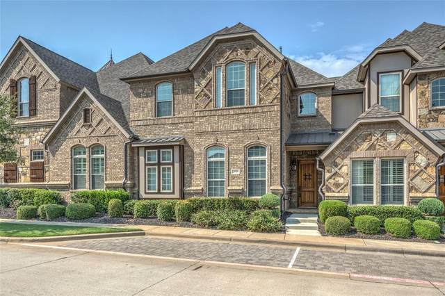3728 Bur Oak Drive, Colleyville, TX 76034 (MLS #14612894) :: The Star Team   JP & Associates Realtors