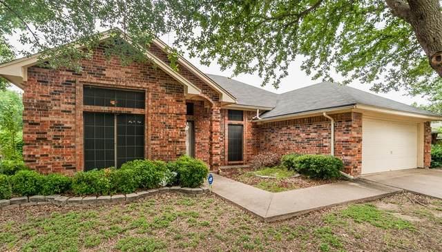 1232 Downwood Drive, Burleson, TX 76028 (MLS #14612932) :: The Daniel Team