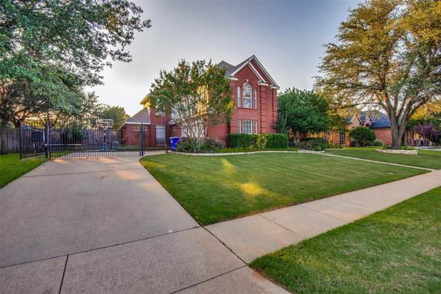 6704 Carriage Lane, Colleyville, TX 76034 (MLS #14613059) :: Real Estate By Design