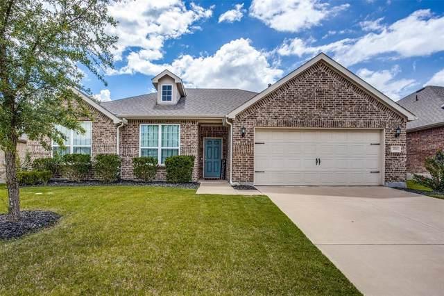 3701 Saint Croix Avenue, Mckinney, TX 75071 (MLS #14613090) :: The Chad Smith Team