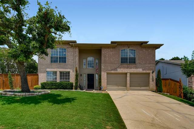 2100 Brazos Drive, Corinth, TX 76210 (MLS #14613095) :: The Mitchell Group