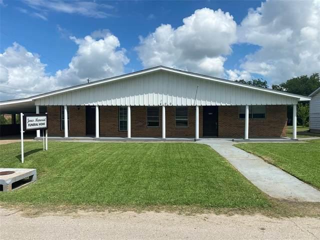 400 Loggins Street, Ennis, TX 75119 (MLS #14613157) :: The Mauelshagen Group
