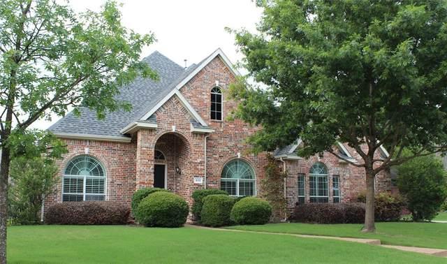 435 Dakota Drive, Murphy, TX 75094 (MLS #14613158) :: Real Estate By Design