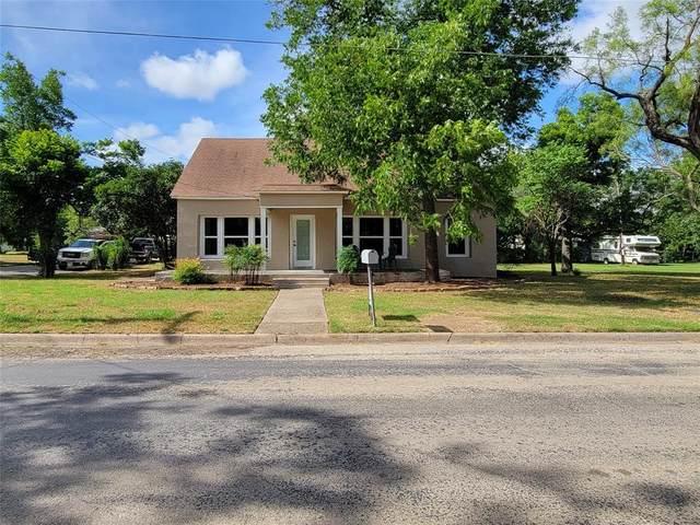 616 E 9th Street, Coleman, TX 76834 (MLS #14613195) :: VIVO Realty