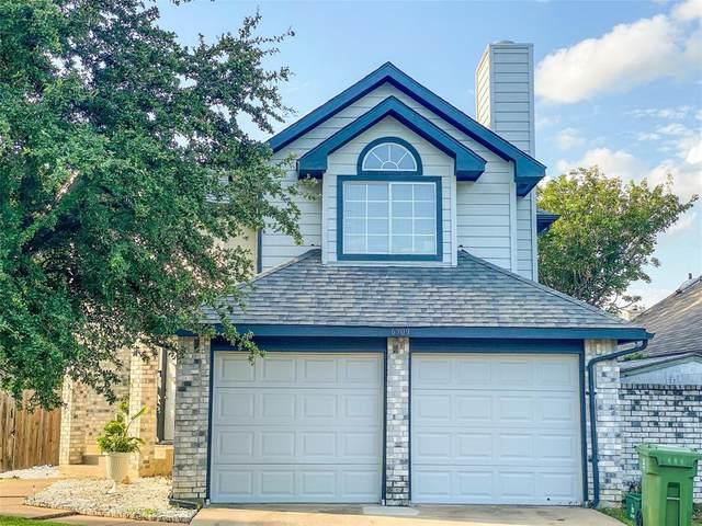 6909 Cheswick Drive, North Richland Hills, TX 76182 (MLS #14613221) :: 1st Choice Realty