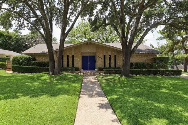6400 Kingswood Drive, Fort Worth, TX 76133 (MLS #14613233) :: The Krissy Mireles Team