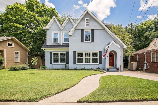 506 S Vine Avenue, Tyler, TX 75702 (MLS #14613290) :: The Property Guys