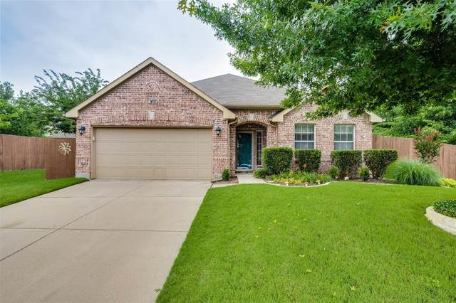 1821 Galena Court, Little Elm, TX 75068 (MLS #14613354) :: Wood Real Estate Group