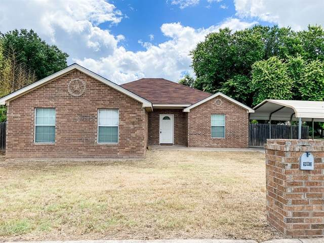 903 S Hackberry Street, Brady, TX 76825 (MLS #14613377) :: The Good Home Team