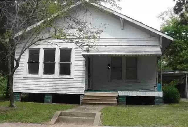 6407 Lexington, Shreveport, LA 71106 (MLS #14613408) :: Trinity Premier Properties