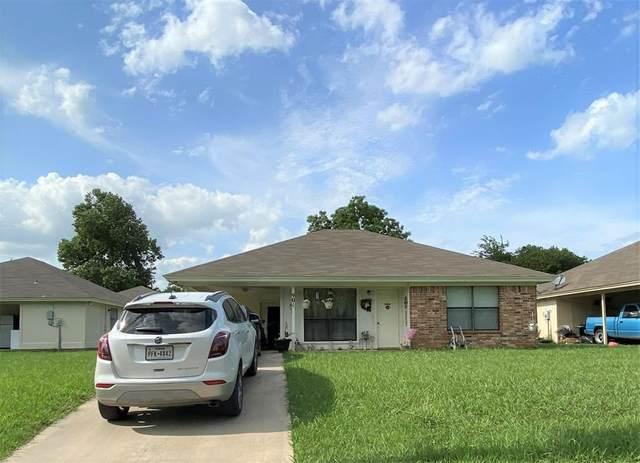901 Myrtle Street, Gainesville, TX 76240 (MLS #14613463) :: Real Estate By Design