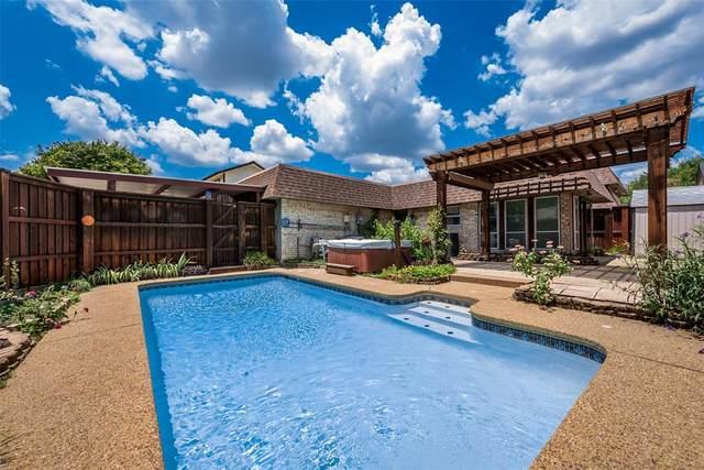 2312 Westbrook Drive, Carrollton, TX 75007 (MLS #14613465) :: The Property Guys