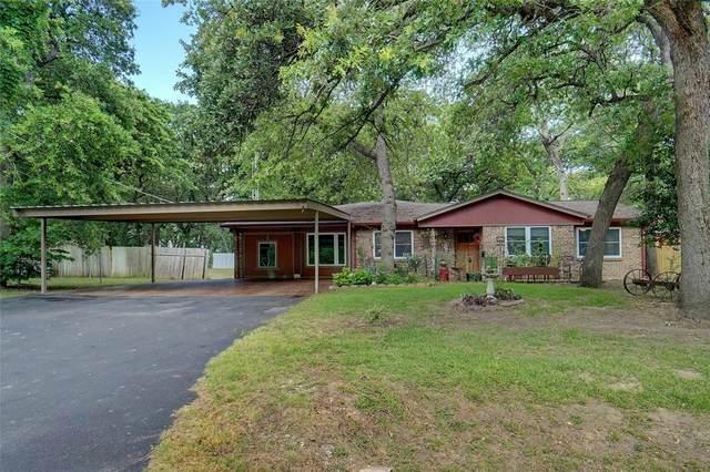 13919 Briarwood Road, Azle, TX 76020 (MLS #14613480) :: Real Estate By Design