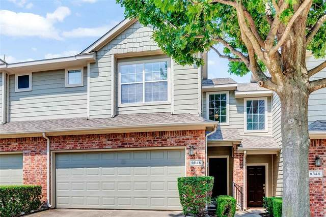 9845 Rockwall Road, Plano, TX 75025 (MLS #14613484) :: Real Estate By Design