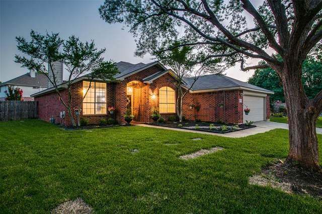1626 Mallard Drive, Corinth, TX 76210 (MLS #14613551) :: The Mauelshagen Group