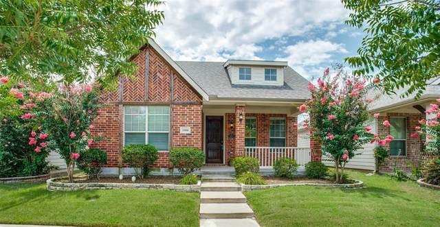 1000 King George Lane, Savannah, TX 76227 (MLS #14613589) :: The Mauelshagen Group