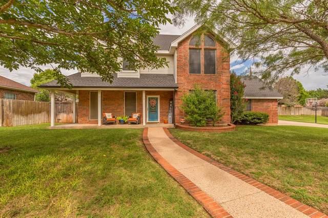 4609 Hummingbird Circle, Abilene, TX 79606 (MLS #14613641) :: Real Estate By Design