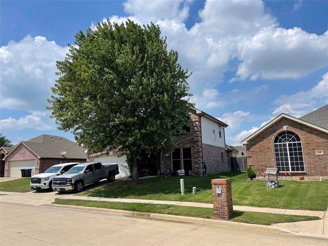 14177 Gold Seeker Way, Fort Worth, TX 76052 (MLS #14613653) :: Rafter H Realty