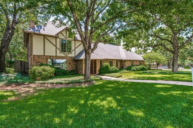 2109 Wilson Drive, Arlington, TX 76011 (MLS #14613686) :: Real Estate By Design