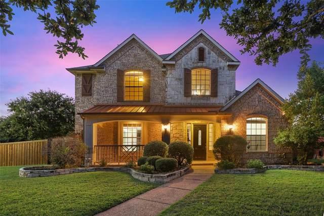 1054 Sir Lancelot Circle, Lewisville, TX 75056 (MLS #14613692) :: Potts Realty Group