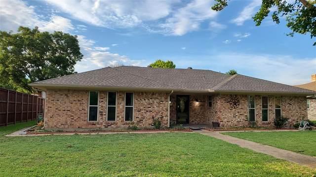 1105 Edgewood Drive, Richardson, TX 75081 (MLS #14613699) :: The Juli Black Team