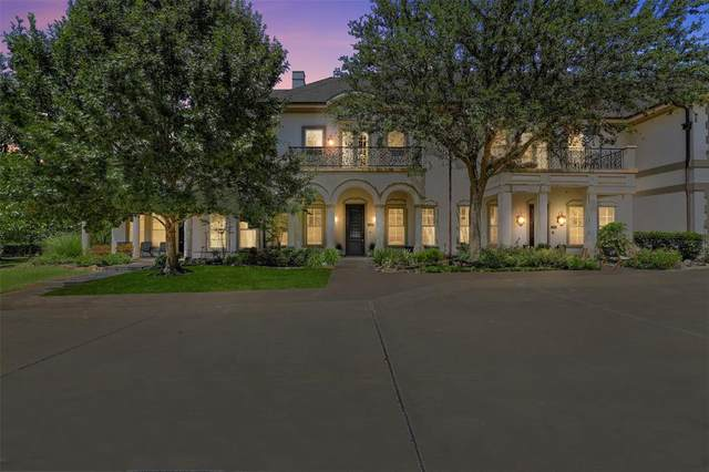 1641 Fountain Pass Drive, Colleyville, TX 76034 (MLS #14613731) :: Real Estate By Design